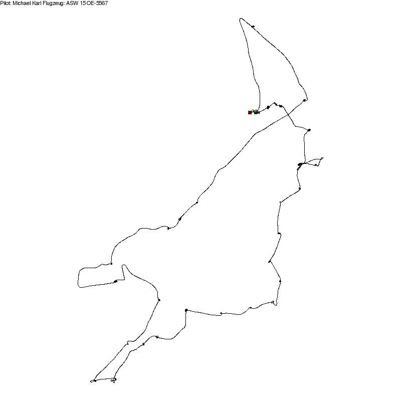 Flugspur