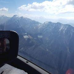 Flugwegposition um 11:30:31: Aufgenommen in der Nähe von Gemeinde Micheldorf in Oberösterreich, Österreich in 542 Meter