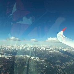 Verortung via Georeferenzierung der Kamera: Aufgenommen in der Nähe von Gemeinde Sillian, 9920, Österreich in 3300 Meter