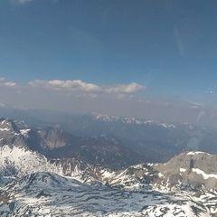 Flugwegposition um 12:44:14: Aufgenommen in der Nähe von Tragöß, Österreich in 2213 Meter