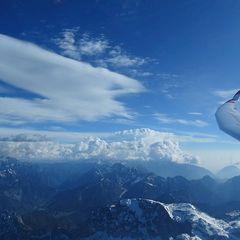 Verortung via Georeferenzierung der Kamera: Aufgenommen in der Nähe von Gemeinde Hermagor-Pressegger See, Österreich in 2900 Meter