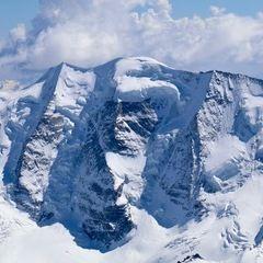Flugwegposition um 11:47:05: Aufgenommen in der Nähe von Gemeinde Pfunds, 6542, Österreich in 2786 Meter