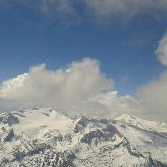 Flugwegposition um 12:01:07: Aufgenommen in der Nähe von Gemeinde Malta, Österreich in 3292 Meter