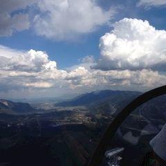 Verortung via Georeferenzierung der Kamera: Aufgenommen in der Nähe von Gemeinde Hohenthurn, Österreich in 1500 Meter