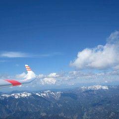 Flugwegposition um 13:12:34: Aufgenommen in der Nähe von Gemeinde Wildalpen, 8924, Österreich in 2498 Meter