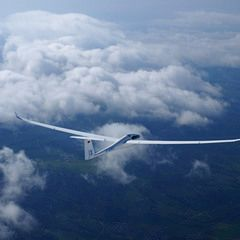 Flugwegposition um 13:46:28: Aufgenommen in der Nähe von Gemeinde Hinterstoder, Österreich in 2549 Meter