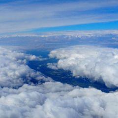 Flugwegposition um 13:19:59: Aufgenommen in der Nähe von Gemeinde Micheldorf in Oberösterreich, Österreich in 2479 Meter