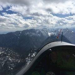 Verortung via Georeferenzierung der Kamera: Aufgenommen in der Nähe von Tragöß, Österreich in 2100 Meter