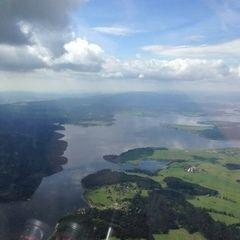 Verortung via Georeferenzierung der Kamera: Aufgenommen in der Nähe von Okres Český Krumlov, Tschechien in 1800 Meter