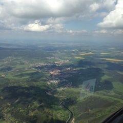 Verortung via Georeferenzierung der Kamera: Aufgenommen in der Nähe von Okres Český Krumlov, Tschechien in 1700 Meter
