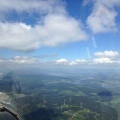 Verortung via Georeferenzierung der Kamera: Aufgenommen in der Nähe von Gemeinde Vorderweißenbach, Österreich in 2000 Meter