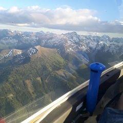 Verortung via Georeferenzierung der Kamera: Aufgenommen in der Nähe von Gössenberg, Österreich in 2600 Meter