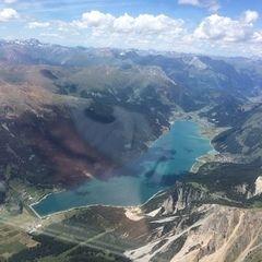 Verortung via Georeferenzierung der Kamera: Aufgenommen in der Nähe von 39027 Graun im Vinschgau, Bozen, Italien in 3700 Meter