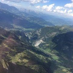 Verortung via Georeferenzierung der Kamera: Aufgenommen in der Nähe von Gemeinde Rauris, 5661, Österreich in 2900 Meter
