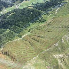 Verortung via Georeferenzierung der Kamera: Aufgenommen in der Nähe von Gemeinde Steinach am Brenner, Österreich in 2800 Meter