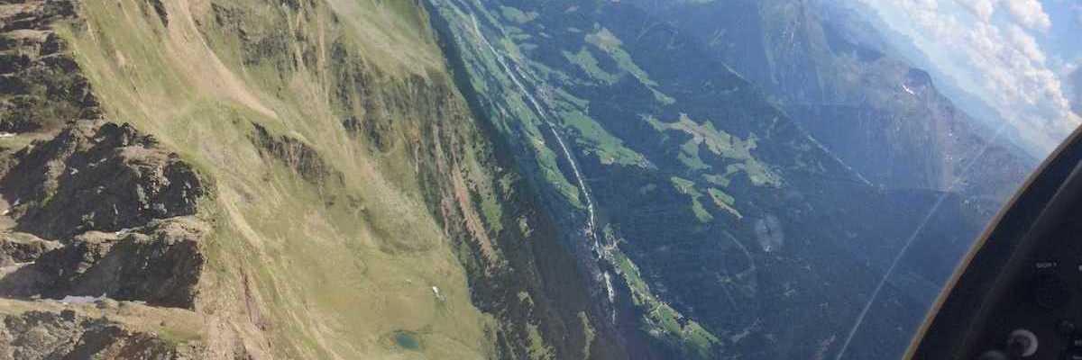 Verortung via Georeferenzierung der Kamera: Aufgenommen in der Nähe von 39030 Kiens, Bozen, Italien in 2700 Meter