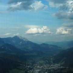 Flugwegposition um 15:42:50: Aufgenommen in der Nähe von Rohrmoos-Untertal, Österreich in 1421 Meter