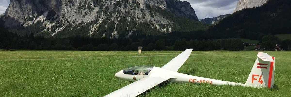 Verortung via Georeferenzierung der Kamera: Aufgenommen in der Nähe von Tragöß, Österreich in 800 Meter