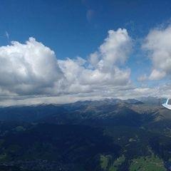 Flugwegposition um 13:08:02: Aufgenommen in der Nähe von 39030 Sexten, Bozen, Italien in 2783 Meter