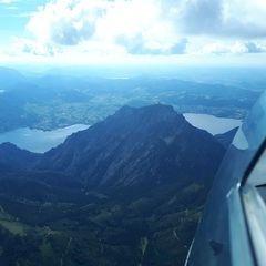 Verortung via Georeferenzierung der Kamera: Aufgenommen in der Nähe von Gemeinde Grünau im Almtal, 4645, Österreich in 2300 Meter