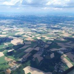 Verortung via Georeferenzierung der Kamera: Aufgenommen in der Nähe von Gemeinde Holzhausen, Österreich in 1700 Meter