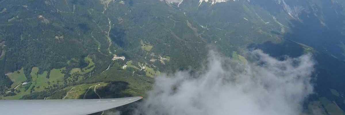 Verortung via Georeferenzierung der Kamera: Aufgenommen in der Nähe von Gemeinde Reichenau an der Rax, Österreich in 2400 Meter