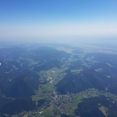 Verortung via Georeferenzierung der Kamera: Aufgenommen in der Nähe von Gemeinde Puchberg am Schneeberg, Österreich in 3400 Meter