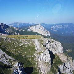 Verortung via Georeferenzierung der Kamera: Aufgenommen in der Nähe von Kapellen, Österreich in 1900 Meter