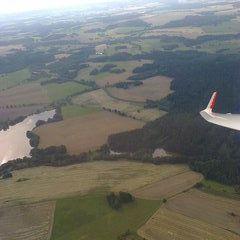 Flugwegposition um 15:09:47: Aufgenommen in der Nähe von Okres Jindřichův Hradec, Tschechien in 1240 Meter
