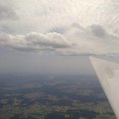 Flugwegposition um 13:06:16: Aufgenommen in der Nähe von Gemeinde Rastenfeld, Österreich in 2675 Meter