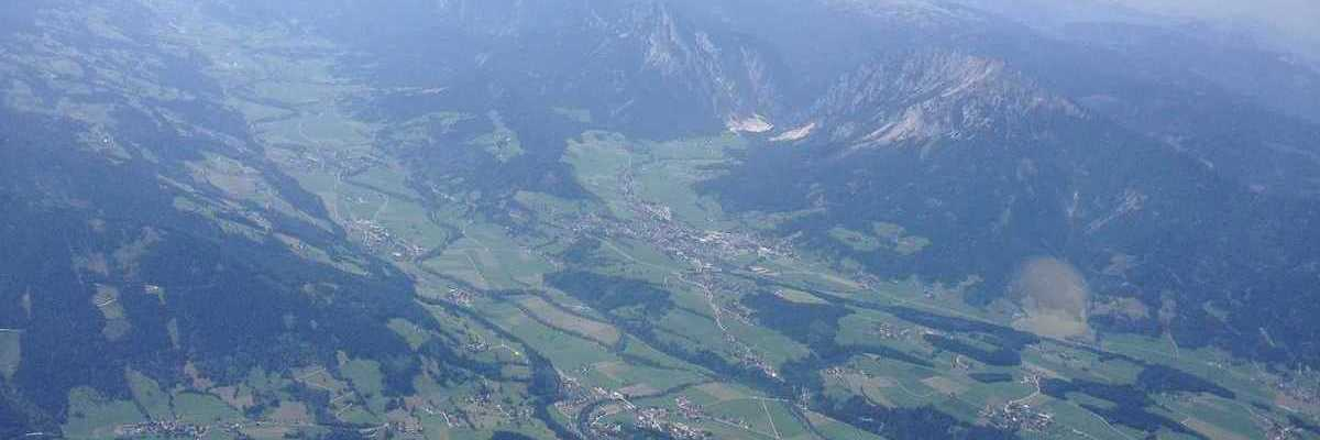 Verortung via Georeferenzierung der Kamera: Aufgenommen in der Nähe von Öblarn, 8960, Österreich in 3100 Meter