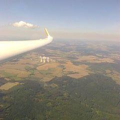 Flugwegposition um 12:52:27: Aufgenommen in der Nähe von Okres České Budějovice, Tschechien in 1652 Meter