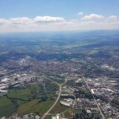 Verortung via Georeferenzierung der Kamera: Aufgenommen in der Nähe von Okres České Budějovice, Tschechien in 0 Meter
