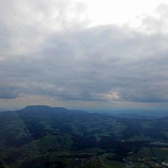 Flugwegposition um 14:46:10: Aufgenommen in der Nähe von Gemeinde Arzberg, 8162, Österreich in 1477 Meter