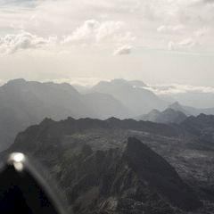 Flugwegposition um 14:03:48: Aufgenommen in der Nähe von Gemeinde Gröbming, 8962, Österreich in 2625 Meter