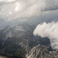 Flugwegposition um 13:19:40: Aufgenommen in der Nähe von Admont, Österreich in 2281 Meter