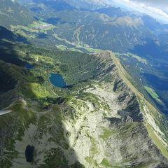 Verortung via Georeferenzierung der Kamera: Aufgenommen in der Nähe von Gemeinde Hohentauern, 8785, Österreich in 2800 Meter