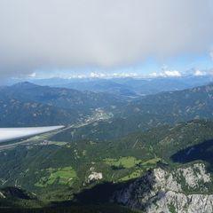 Verortung via Georeferenzierung der Kamera: Aufgenommen in der Nähe von Gemeinde Tyrnau, Tyrnau, Österreich in 1800 Meter