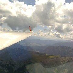Flugwegposition um 12:11:50: Aufgenommen in der Nähe von Tragöß, 8612, Österreich in 2362 Meter