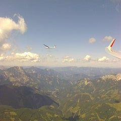 Flugwegposition um 12:29:39: Aufgenommen in der Nähe von Gemeinde Kalwang, 8775, Österreich in 2440 Meter