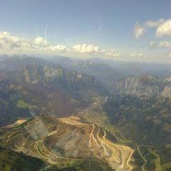 Flugwegposition um 12:22:40: Aufgenommen in der Nähe von Gemeinde Vordernberg, 8794, Österreich in 2561 Meter