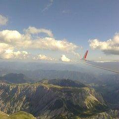 Flugwegposition um 14:24:36: Aufgenommen in der Nähe von Gußwerk, Österreich in 2708 Meter