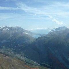 Flugwegposition um 10:58:31: Aufgenommen in der Nähe von Département Hautes-Alpes, Frankreich in 3281 Meter