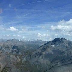 Flugwegposition um 10:58:36: Aufgenommen in der Nähe von Département Hautes-Alpes, Frankreich in 3271 Meter