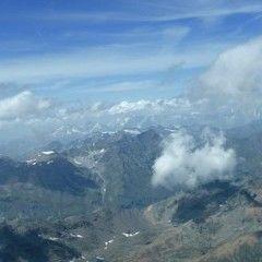 Flugwegposition um 11:16:45: Aufgenommen in der Nähe von Savoyen, Frankreich in 3193 Meter
