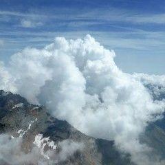 Flugwegposition um 11:17:03: Aufgenommen in der Nähe von Savoyen, Frankreich in 3187 Meter
