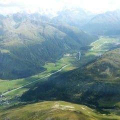 Flugwegposition um 13:50:47: Aufgenommen in der Nähe von Hinterrhein, Schweiz in 2742 Meter