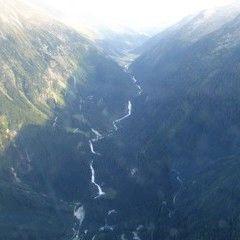 Flugwegposition um 16:22:57: Aufgenommen in der Nähe von Gemeinde Brandberg, 6290, Österreich in 2146 Meter