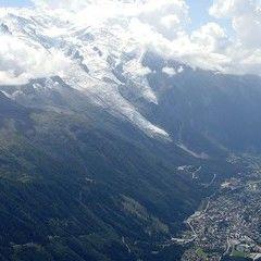 Flugwegposition um 12:46:06: Aufgenommen in der Nähe von Département Haute-Savoie, Frankreich in 2347 Meter