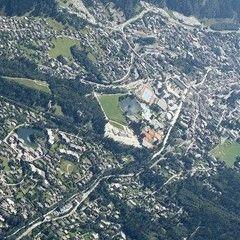 Flugwegposition um 12:47:12: Aufgenommen in der Nähe von Département Haute-Savoie, Frankreich in 2277 Meter